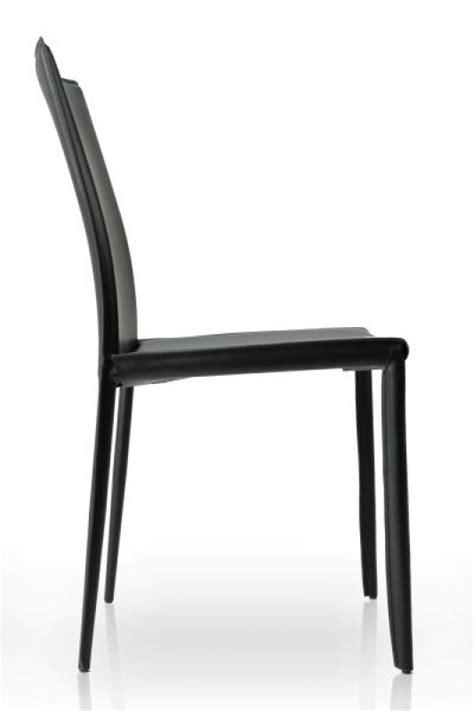 design stuhl leder design stuhl verona schwarz leder dunord design hamburg