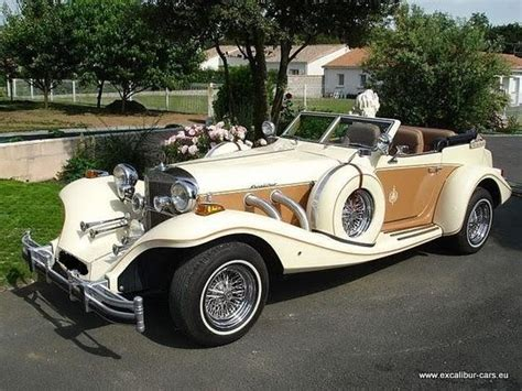 Excalibur Auto by Excalibur Car 1981 Excalibur Phaeton Luxury Cars