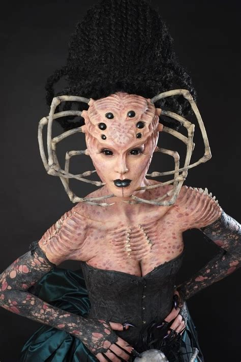 top special effects makeup schools 82 best images about facepaint on scary makeup black widow spider and