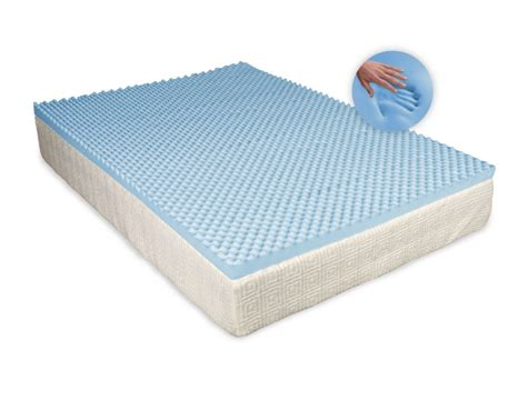 Cooling Mattress Topper by Cooling Topper For Memory Foam Mattress Comfort Dreams