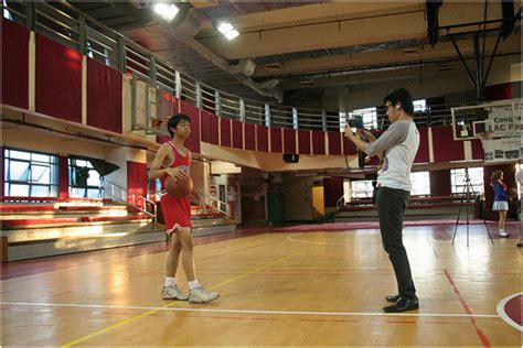 Yasuharu Yasuda Slam Dunk the slam dunk project photoshoot 2015 cosplayer interviews the and anime caf 233