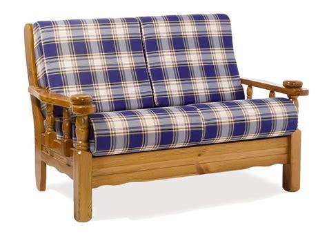 divani letto country divano letto 2 posti rustico country legno chiaro
