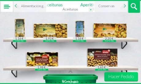 supermercado del corte ingl s el corte ingl 233 s crea una nueva aplicaci 243 n para realizar la