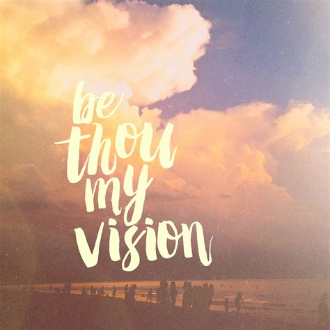 be thou my visio dallan s quot be thou my vision quot pocket fuel daily devotional