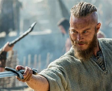 travis fimmel hair vikings ragnar travis fimmel vikings vikings tv pinterest
