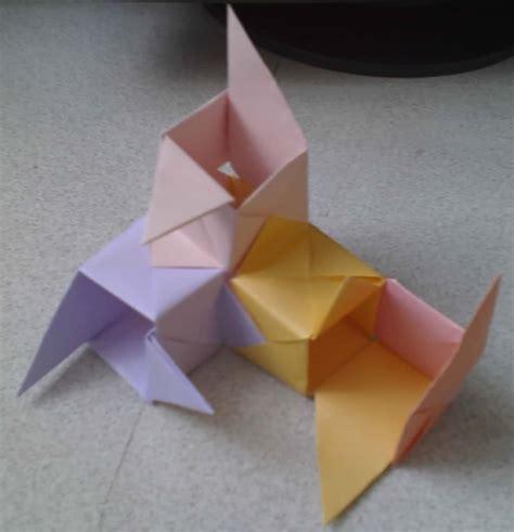 Origami Fractal - origami fractals