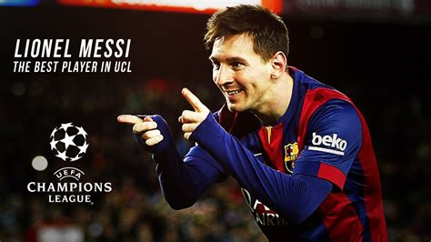 best of messi lionel messi best player in chions league hd