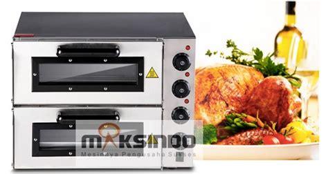 Oven Listrik 3 Rak mesin oven listrik 2 rak harga hemat new di palembang