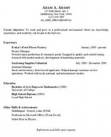 Copy And Paste Resume Template by Basic Resume Generator Middletown Thrall Library