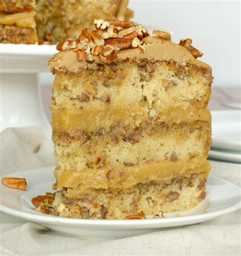 pecan pie cake gonna want seconds