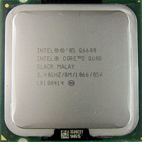 q6600 sockel intel 2 q6600 95w techpowerup cpu database