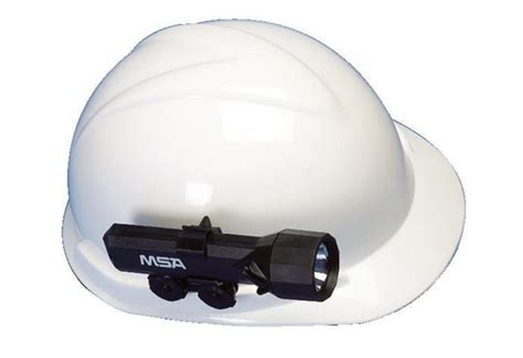 safety lights for hats msa hat light pictures to pin on pinsdaddy