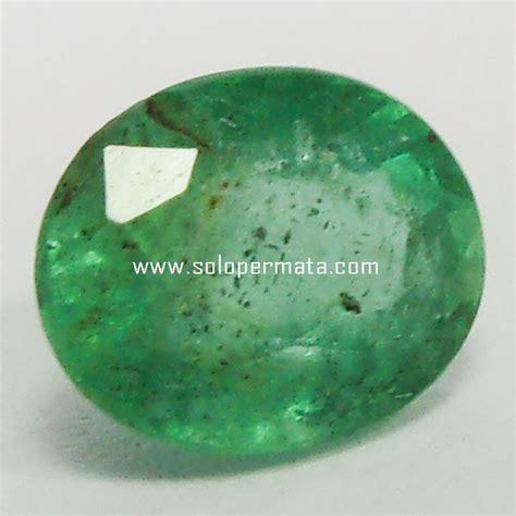 Emerald Beryl Batu Zamrud 1 10ct batu permata zamrud emerald beryl 30a06 toko