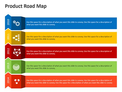 road map process product roadmap editable powerpoint template