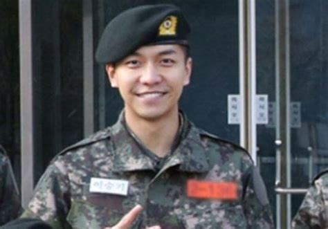 lee seung gi special forces lee seung gi assigned to special warfare command after