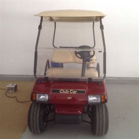 golf car charger club car ds model electric golf cart with charger for sale