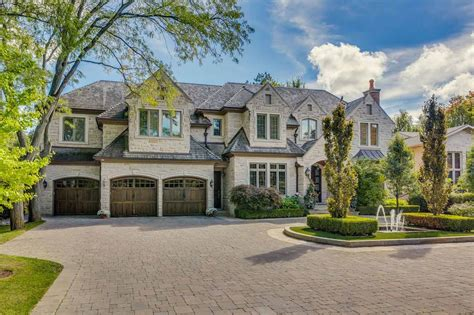 the 5 most expensive houses for sale in toronto