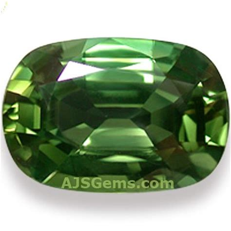 Yellow Safir Ceylon 02 gemstone photo gallery at ajs gems