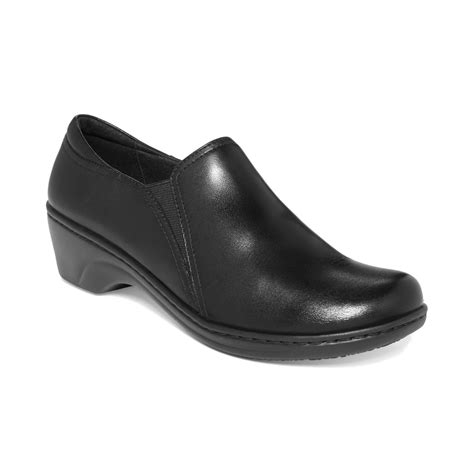 non slip shoes clarks clarks womens shoes grasp chime non slip flats in