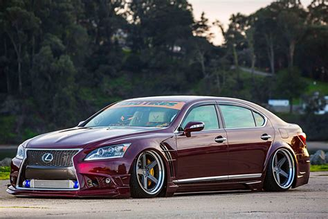 widebody lexus ls nat huynh s 2007 lexus ls460l big boosted