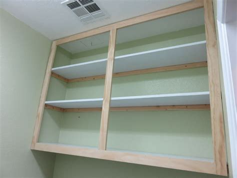 Laundry Room Cabinets. DIY.