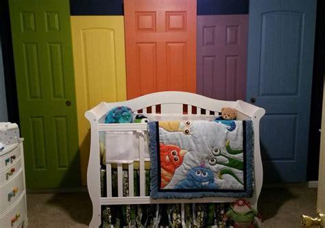 Monsters Inc Nursery Decor De 25 Bedste Id 233 Er Inden For Nursery P 229 Mobiles Drengev 230 Relser Og