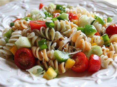 pasta salad recipes with italian dressing italian pasta salad recipe from i c i i c i recipes