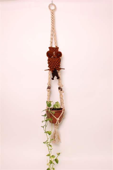 Macrame Plant Holder Pattern - 1000 images about macrame owl on macrame owl
