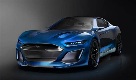 Ford Performance Vehicles By 2020 by What Do You Think About This 7th Mustang Render
