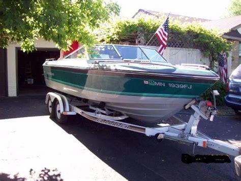 used crestliner boats in minnesota 1988 crestliner crusader 205 powerboat for sale in minnesota