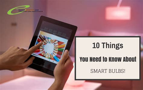 smart home technology you need to know about roohan realty 10 things you need to know about smart light bulbs