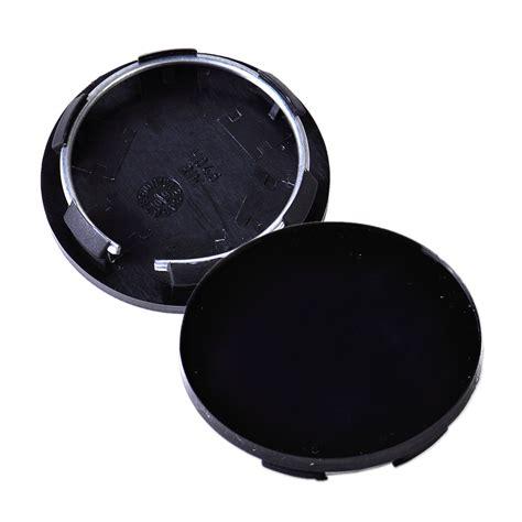 4pcs universal 50mm wheel center rim hub caps covers