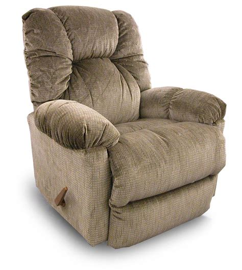 Best Home Furnishings Recliner by Recliners Medium Romulus Swivel Rocking Reclining Chair