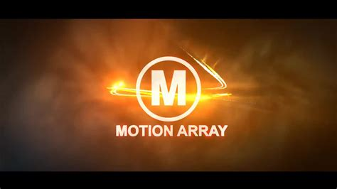 fast logo intro after effects templates motion array