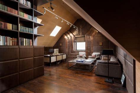 livable attic space smal home deco elegance from design studio