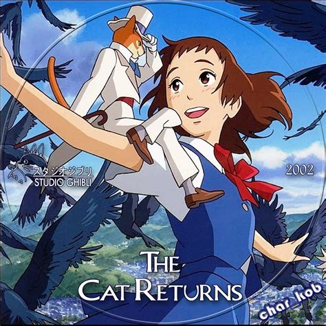 ghibli cat film the cat returns by hayao miyazaki 1 of my fave movies