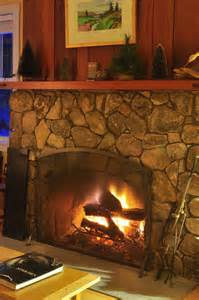 does a fireplace belong in a green home