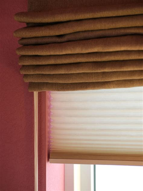 simple window treatments how to make simple window shades hgtv