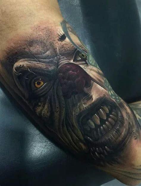 orcish look evil clown tattoo best tattoo ideas gallery