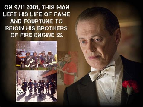 Steve Buscemi Meme - steve buscemi rejoins his brothers of fire engine 55 to help new york after 9 11