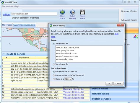 ip pc software visual ip trace network security software for pc