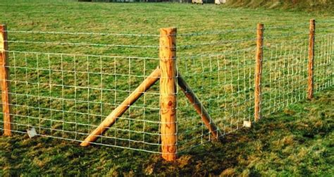 Turriff Plumbing by Boundary Fence Project Post Wire Fence Fencing In