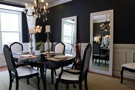 Pottery Barn Interior Design traditional dining room with hardwood floors by magdalena