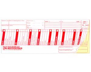 pallet racking inspection checklist available from sg world