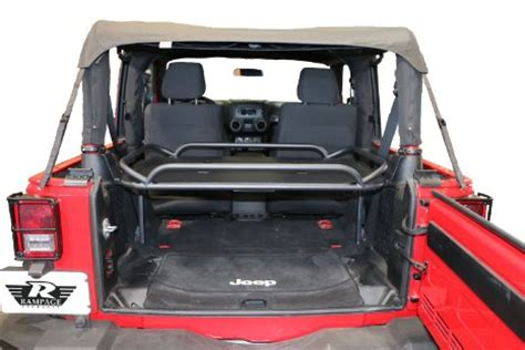 Rear Cargo Rack For Jeep Wrangler All Things Jeep Cargo Sport Rack For Jeep Wrangler Jk 2