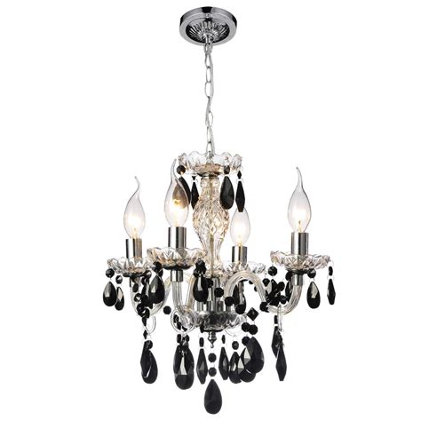 Mini Black Chandeliers With Crystals Brizzo Lighting Stores 14 Quot Traditional Mini Chandelier Polished Chrome