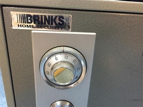 vintage brinks 5059 safe w combination key