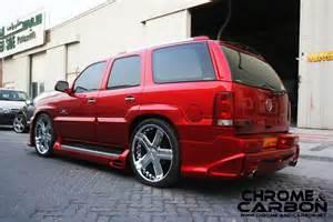Cadillac Escalade Custom Parts Tuning Cadillac Escalade Suv 2002 Accessories And