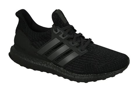adidas ultra boost 3 0 triple black men s shoes sneakers adidas ultra boost 3 0 primeknit
