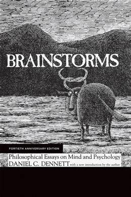 brainstorms philosophical essays on mind and psychology mit press books brainstorms philosophical essays on mind and psychology